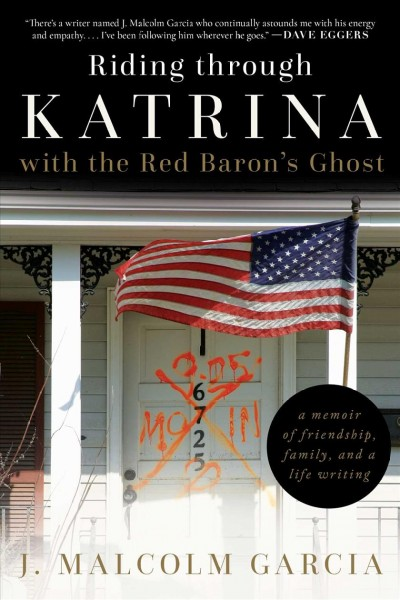 Riding Through Katrina With the Red Baron\