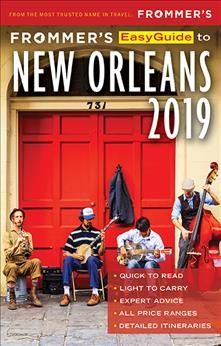 Frommer's Easyguide 2019 New Orleans