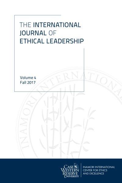 The International Journal of Ethical Leadership