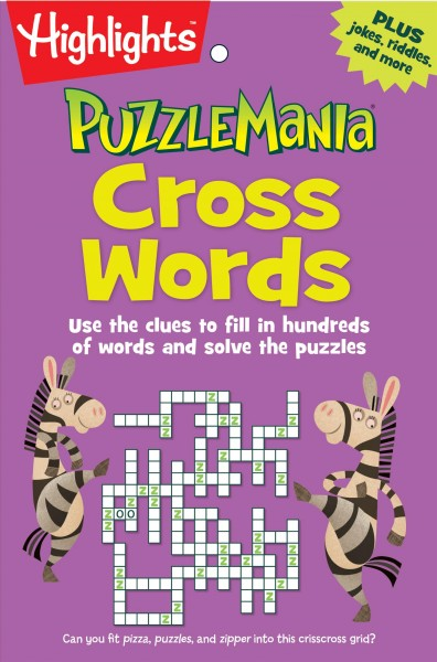 Highlights Puzzlemania Cross Words