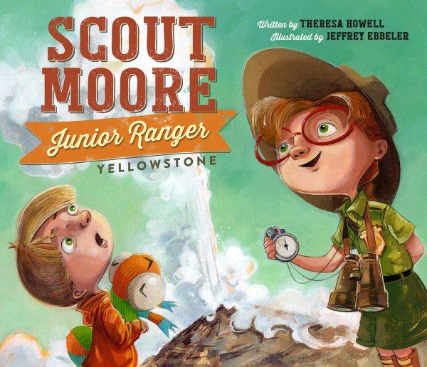 Scout Moore, Junior Ranger