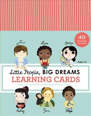 Little People Big Dreams Learn(Cards)