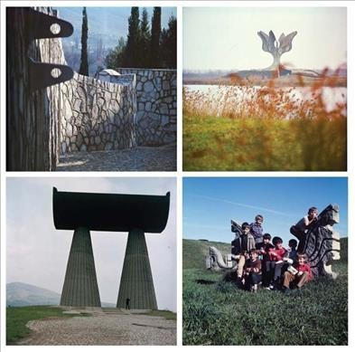 Bogdanović by Bogdanović : : Yugoslav memorials through the eyes of their architect