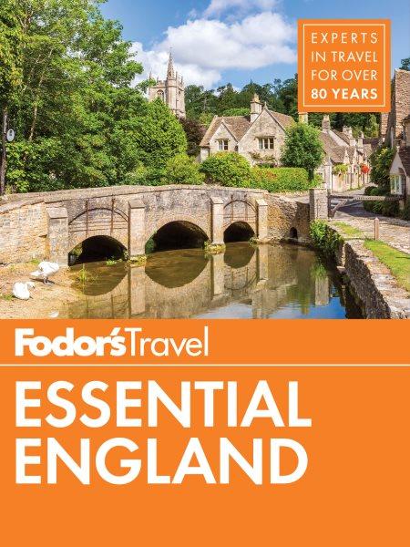 Fodor's Essential England