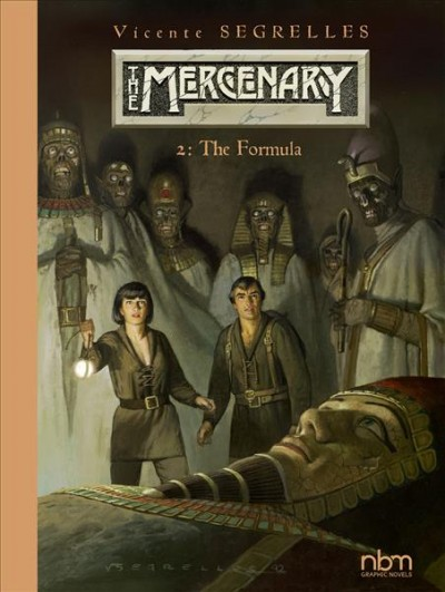The Mercenary the Definitive Editions 2