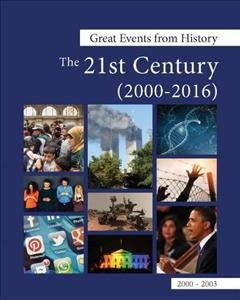 Great Events from History - the 21st Century 2000-2016