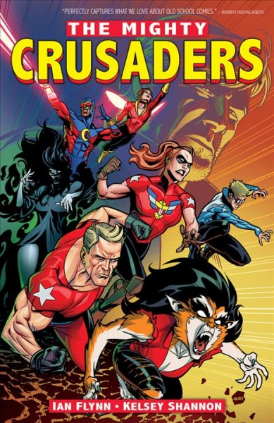 The Mighty Crusaders 1
