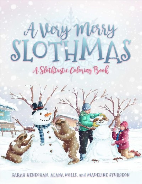 A Very Merry Slothmas