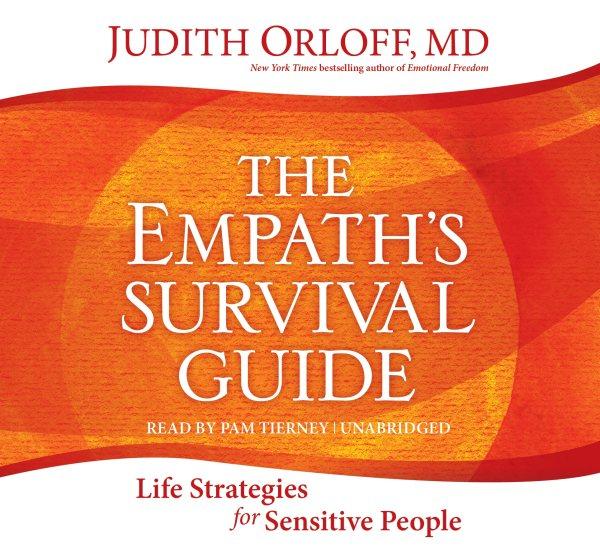The Empath's Survival Guide(有聲CD)