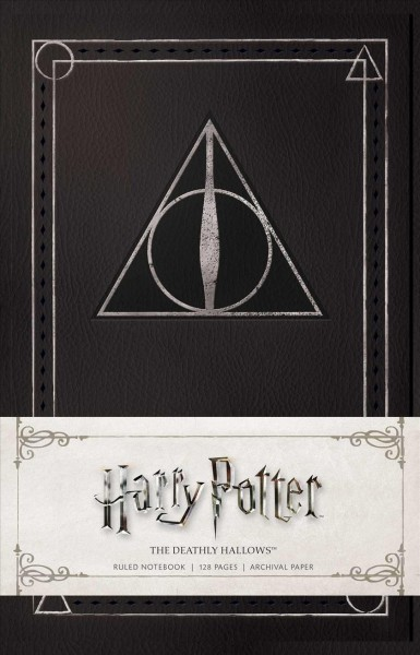 Harry Potter - the Deathly Hallows Ruled Notebook | 拾書所