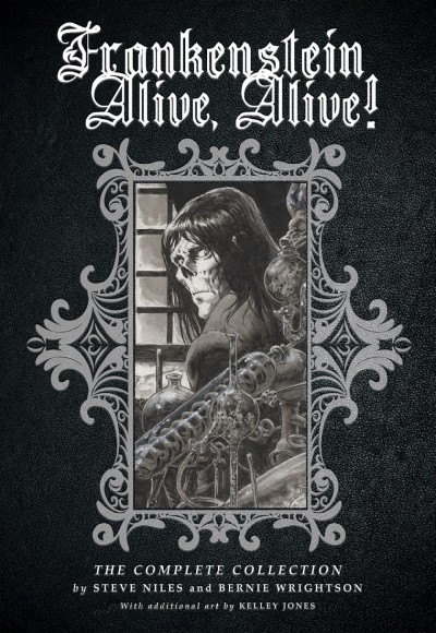 Frankenstein Alive, Alivethe Complete Collection