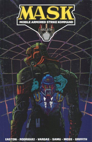 M.a.s.k. - Mobile Armored Strike Kommand - Riding V.e.n.o.m.\