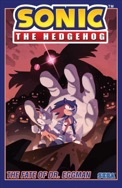 Sonic the Hedgehog 2 - the Fate of Dr. Eggman