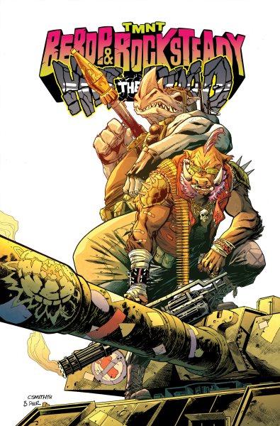 Teenage Mutant Ninja Turtles - Bebop & Rocksteady Hit the Road