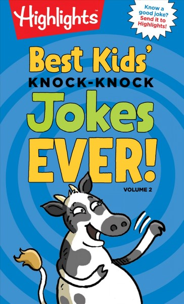 Knock Knock! Interrupting Cow Who?