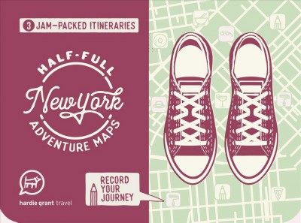 Half-full Adventure Maps New York