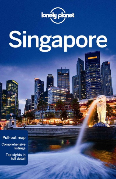 Lonely Planet City Guide Singapore