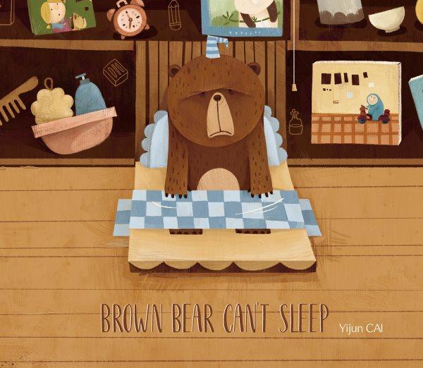 Brown Bear Can\