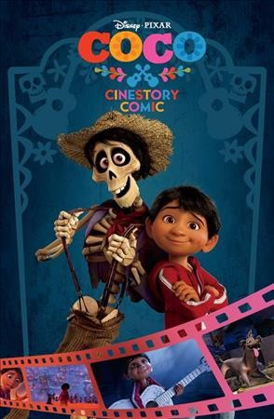 Disney/Pixar Coco Cinestory Comic