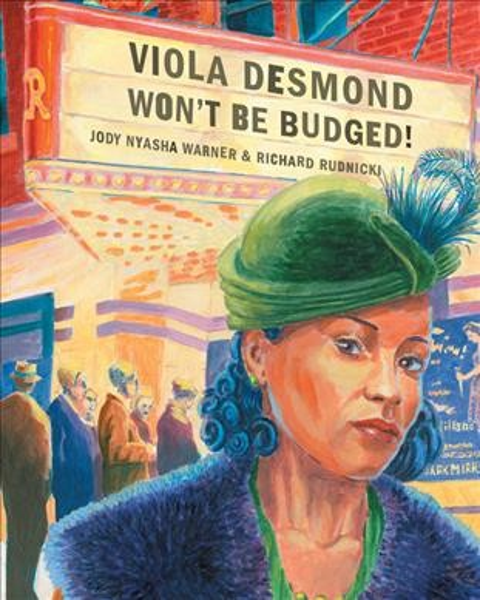 Viola Desmond Won\