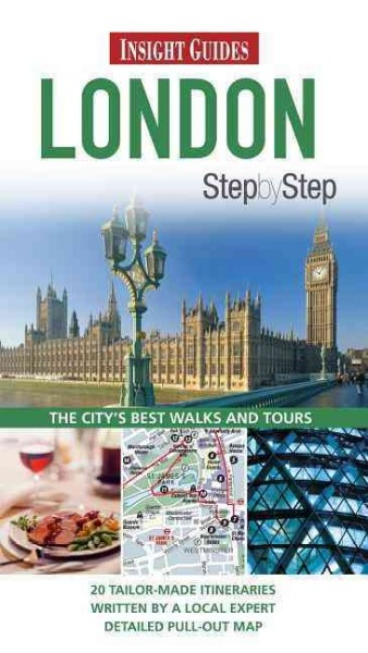 Insight Guides Select Step by Step London
