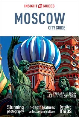 Insight Guides Moscow City Guide