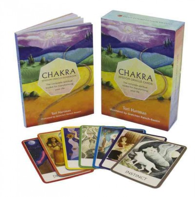 Chakra Wisdom Oracle Cards(Cards)