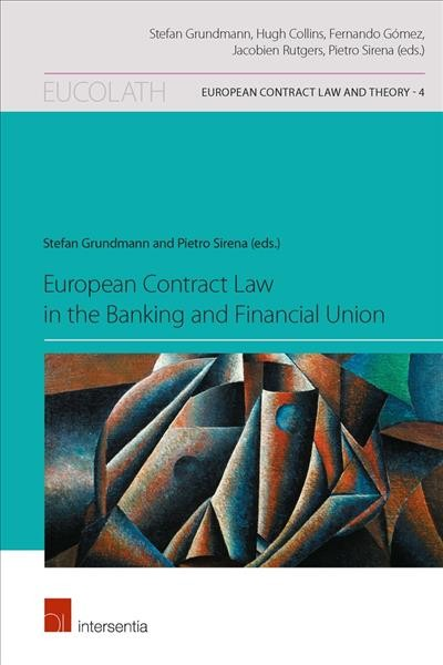 European Contract Law in the Banking and Financial Union