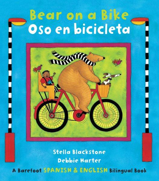 Oso en bicicleta / Bear on a Bike