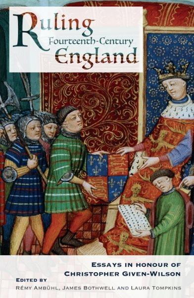 Ruling Fourteenth-century England