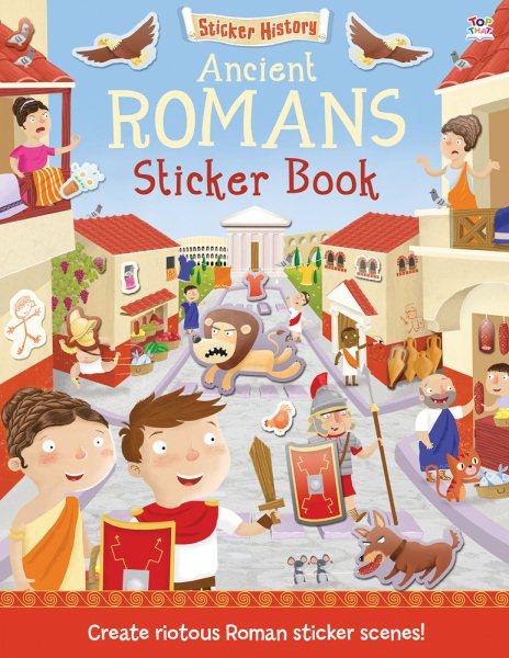Ancient Romans Sticker Book
