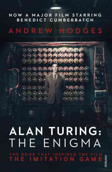 Alan Turing: The Enigma模仿遊戲