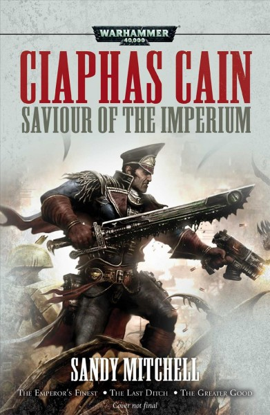 Saviour of the Imperium