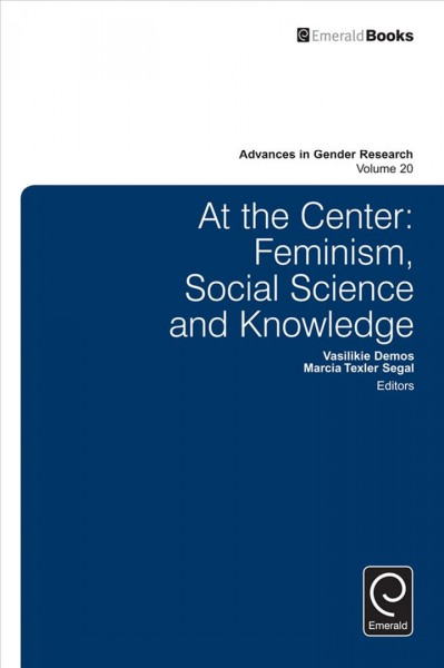 At the center : feminism, social science and knowledge