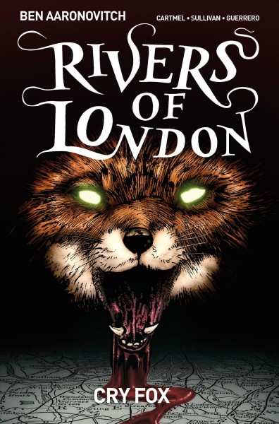 Rivers of London 5 - Cry Fox