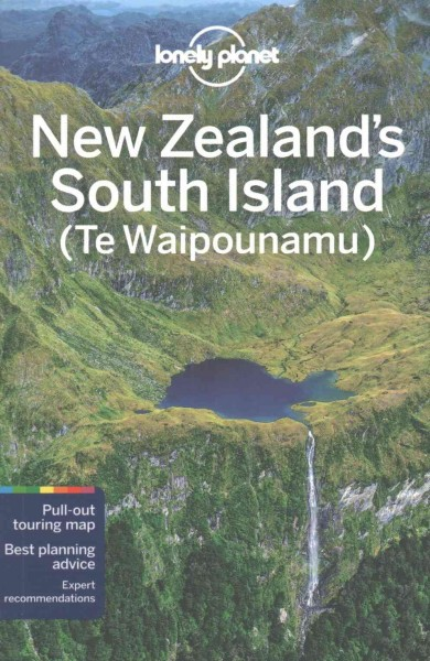 Lonely Planet New Zealand's South Island