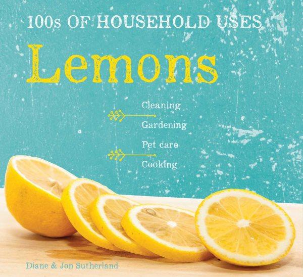 Lemons : : 100s of household uses