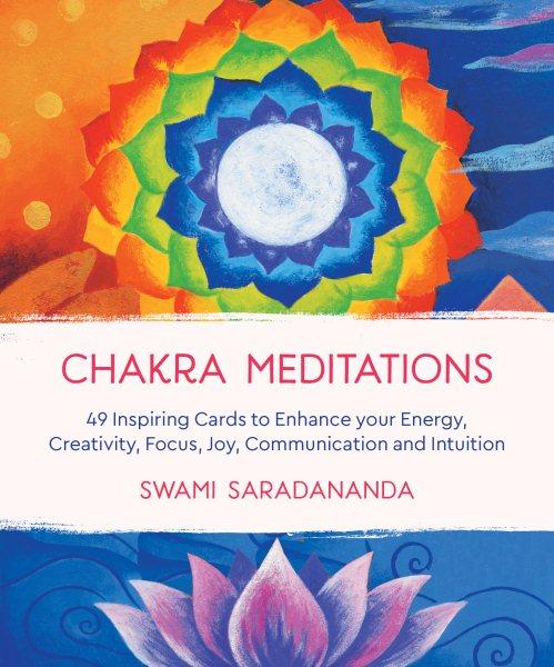 Chakra Meditations(Cards)