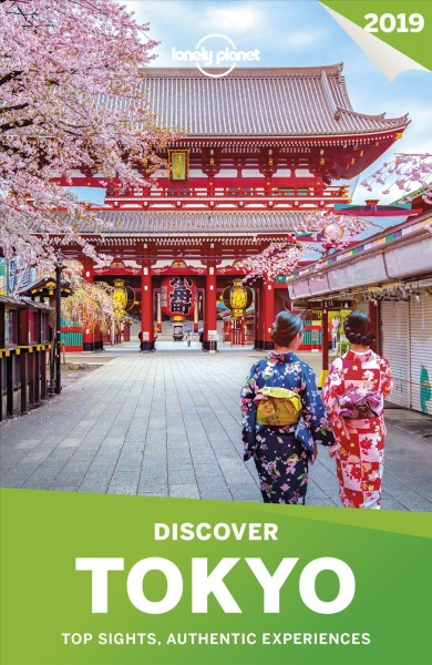 Lonely Planet Discover 2019 Tokyo