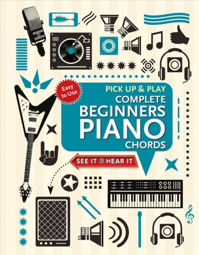 Complete Beginners Chords for Piano