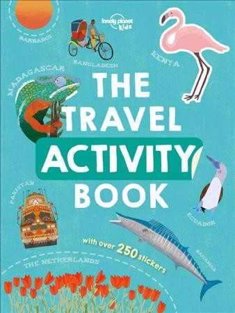 Lonely Planet Kids the Travel Activity Book