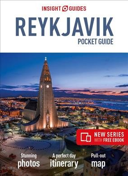 Insight Guides Pocket Reykjavik