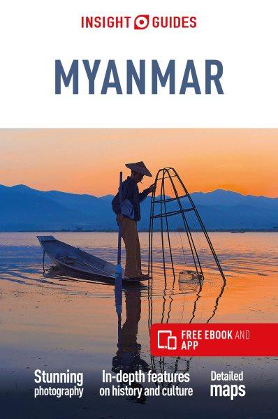Insight Guides Myanmar/Burma
