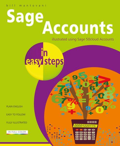 Sage 50 Cloud Accounts in Easy Steps
