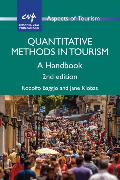Quantitative methods in tourism : a handbook