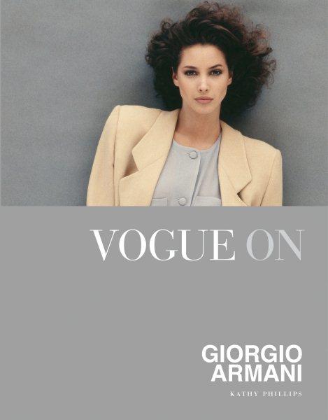 Vogue on Giorgio Armani