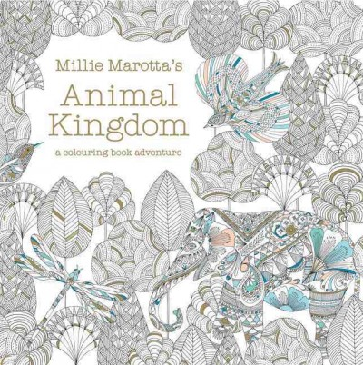 Millie Marottas Animal Kingdom忘憂森林