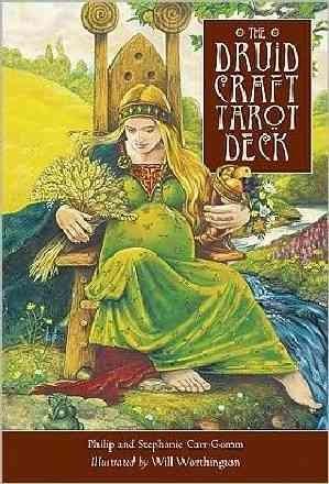 Druid Craft Tarot Deck