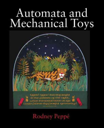 Automata and mechanical toys :  with illustrations and text by Britain
