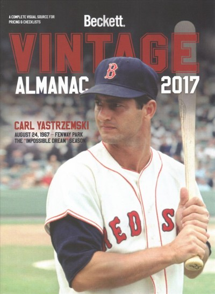Beckett Vintage Almanac 2017